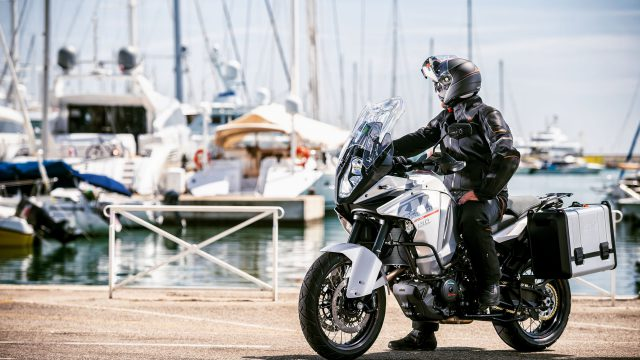 Three KTM Adventure Models Recalled for Faulty Braking System 8