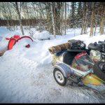 Meet Murph. Exploring the Arctic Circle Alone on a Motorcycle 2