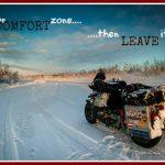 Meet Murph. Exploring the Arctic Circle Alone on a Motorcycle 4