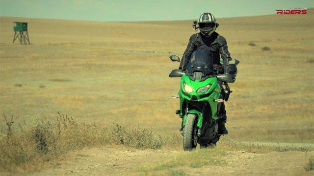 Kawasaki Versys 1000 VIDEO Test-Ride 1
