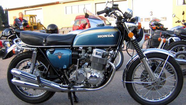 1969 Honda CB750 K0   3