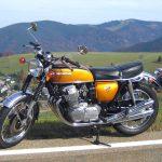 1969 Honda CB750 - The Original Superbike 8