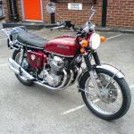 1969 Honda CB750 - The Original Superbike 2