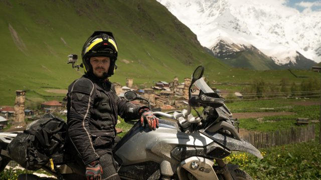 BMW R1200GS. 13 things I learned after 30,000 km [18,000 miles] 1