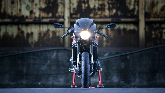 The Hottest new Yamaha Alive 2
