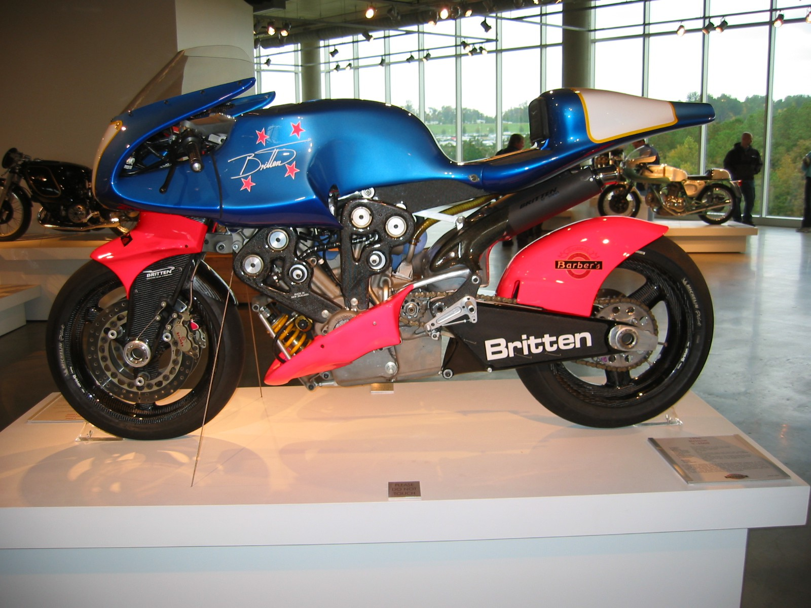 Britten V1000 - The Kiwi Brewed Champion 2