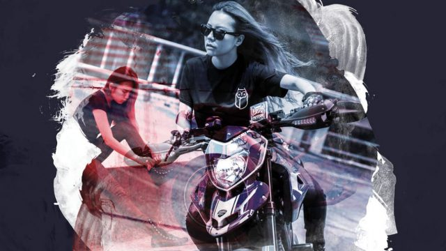 2017 Metzeler Calendar: A Tribute to Lady Riders 1