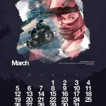 2017 Metzeler Calendar: A Tribute to Lady Riders 6