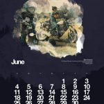 2017 Metzeler Calendar: A Tribute to Lady Riders 3
