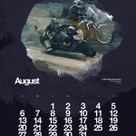 2017 Metzeler Calendar: A Tribute to Lady Riders 14