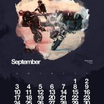 2017 Metzeler Calendar: A Tribute to Lady Riders 13