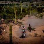 Dakar Rider Survives Lightning Strike and Finishes 15th 4