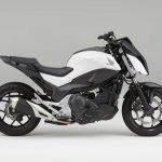 Honda's Self-Balancing Bike Follows You Like a Dog 5