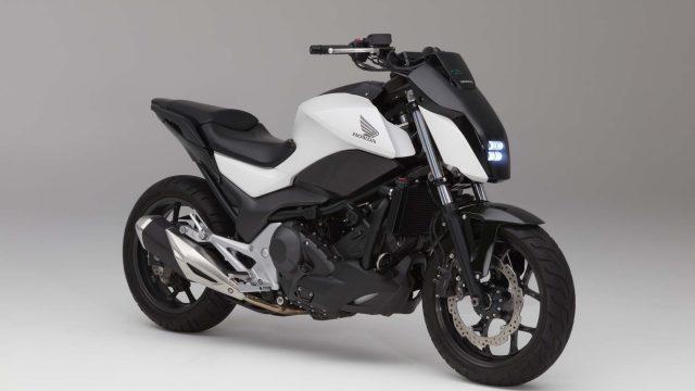 Honda Riding Assist Motorcycle self balancing 04