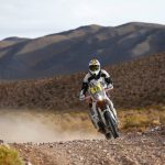 Dakar Rider Survives Lightning Strike and Finishes 15th 2