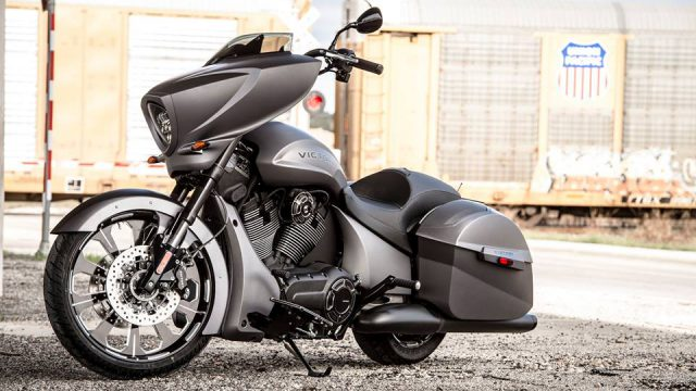 Victory Motorcycles Shuts Down 3