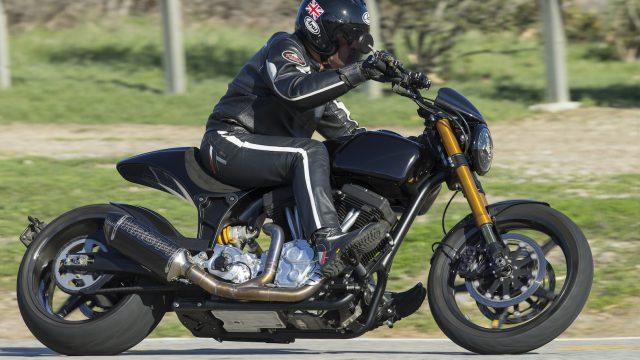 ARCH Motorcycle KRGT-1 Road Test - Star Struck 1