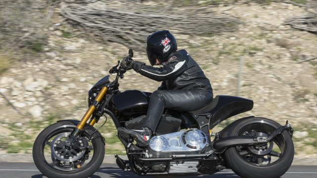 Arch Motorcycle KRGT 1 8