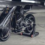 "MV Agusta presents ""Dragster Blackout."" Motorcycle Art Level: 100 8"