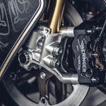 "MV Agusta presents ""Dragster Blackout."" Motorcycle Art Level: 100 9"
