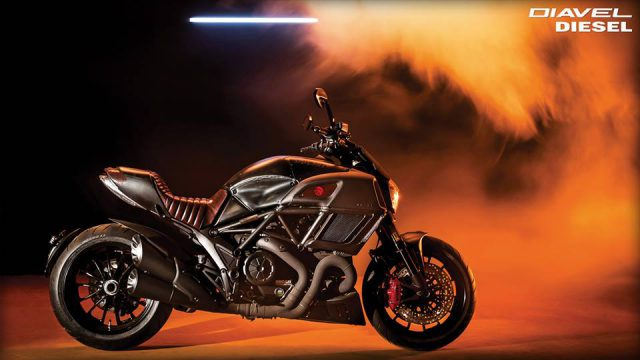 Ducati Diavel Diesel is a Hell of a Bike. 666 Exclusive Units 1
