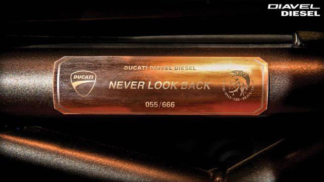 Ducati Diavel Diesel 666