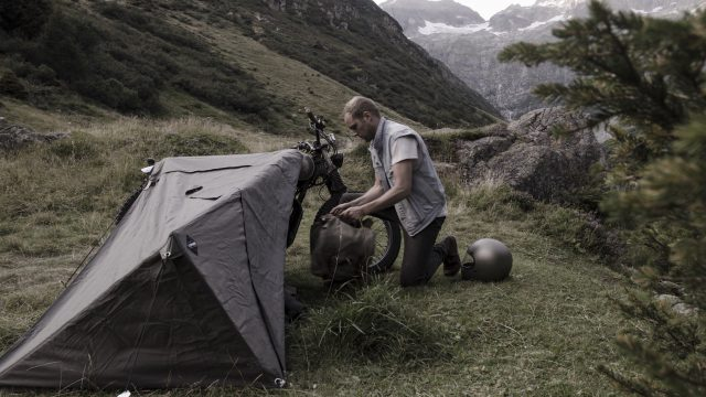 The Ultimate Moto-Hipster Camping Gear 1