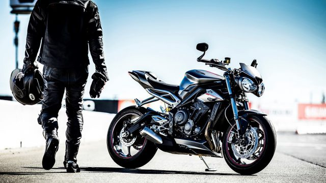 New Triumph Street Triple 765 Family unveiled. Mega-Gallery & Details 1