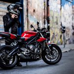 New Triumph Street Triple 765 Family unveiled. Mega-Gallery & Details 12