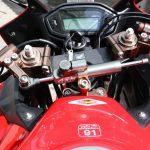 Suzuki Gixxer 255 Kph Mad Wheelie. What Went Wrong VIDEO 2