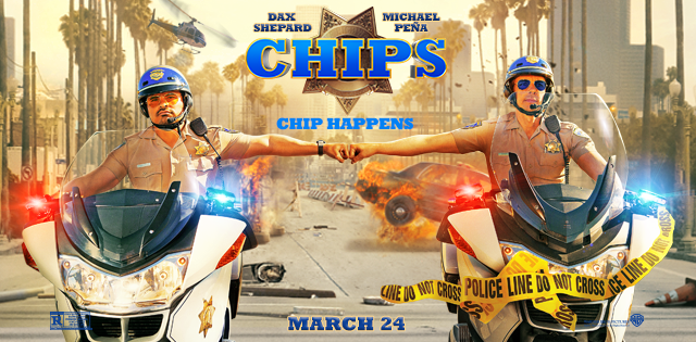 CHiPs Movie Trailer Released. VIDEO 1