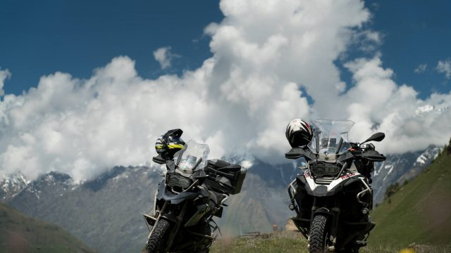 BMW R1200GS Adventure - An Epic Travel to the Caucasus 8