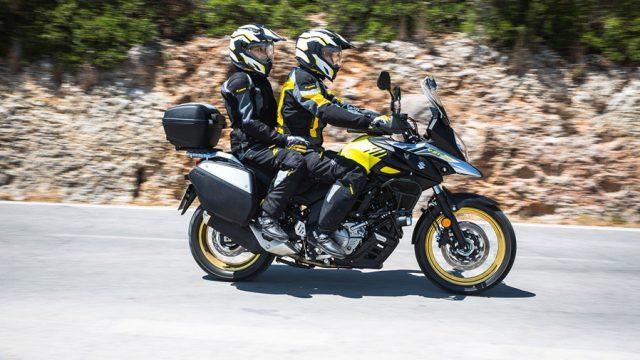 2017 Suzuki V Strom 650 XT