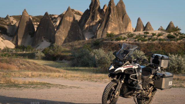 BMW R1200GS Adventure Cappadocia 2
