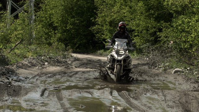 BMW R1200GS Adventure Ushguli