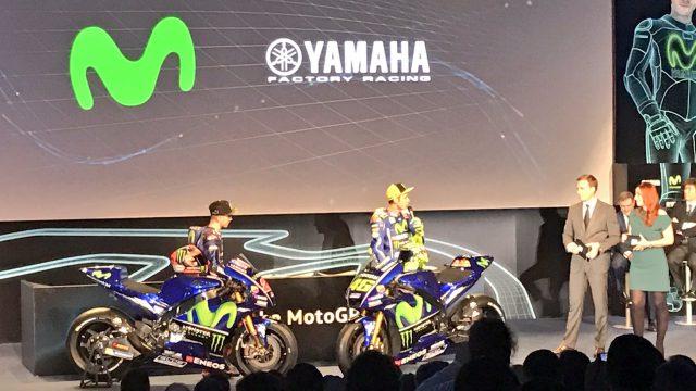 2017 Movistar Yamaha MotoGP Team Livery. Video 7