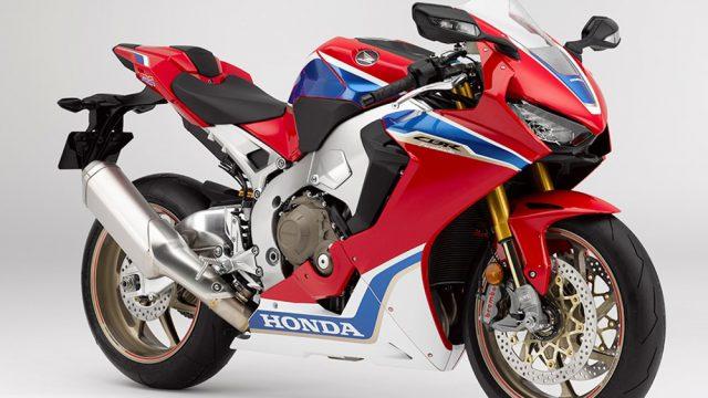 2017 Honda CBR1000RR Price Announced 1