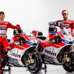 2017 Ducati GP17 unveiled. First Time for Lorenzo in Red 2