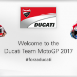 2017 Ducati GP17 unveiled. First Time for Lorenzo in Red 3