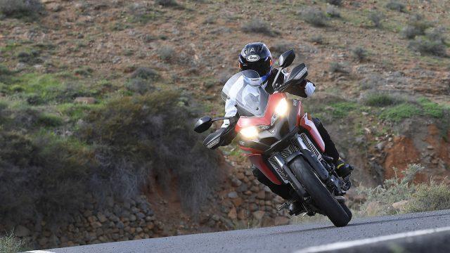 Ducati Multistrada 950 First Ride. Ten Things We Learned 1