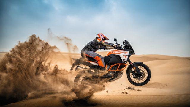 KTM 1290 Adventure R   Sand