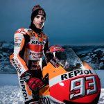 Watch Marquez take his MotoGP bike to Ski. Full Video 5