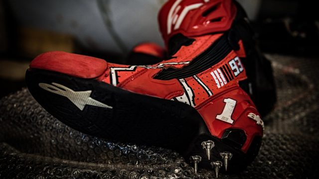 Marc Marquez Ski Boots
