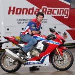 Guy Martin & John McGuinness - Honda Racing's Dream Team for 2017 3