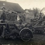World War I Motorcycles in the Russian Empire - Iconic Photos 4