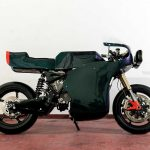 This Grandma-Styled Bike is Faster than an S1000RR - Midnight Runner Electric Cafe Racer 5