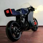 This Grandma-Styled Bike is Faster than an S1000RR - Midnight Runner Electric Cafe Racer 9