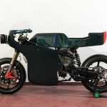 This Grandma-Styled Bike is Faster than an S1000RR - Midnight Runner Electric Cafe Racer 7