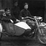 World War I Motorcycles in the Russian Empire - Iconic Photos 9