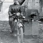 World War I Motorcycles in the Russian Empire - Iconic Photos 10